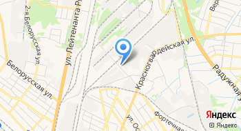 Брестский Гортопсбыт филиал БОУП управление ЖКХ на карте