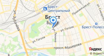 Отдел Образования, Спорта и Туризма Администрации Ленинского района Г Бреста на карте
