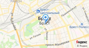 Dekorbrest.by на карте