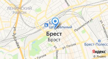 Алданвест ЧТУП на карте