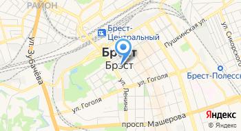 Профсоюз Работников Образования и Науки Брестская Городская Организация на карте