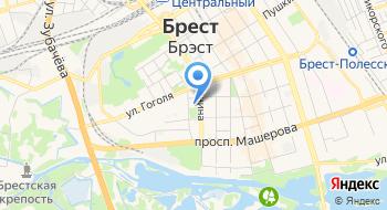 Банк Москва-Минск на карте