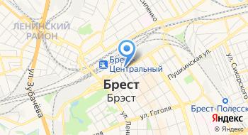 Филармония Брестская Областная ГУ на карте