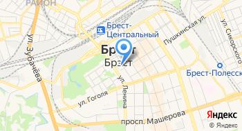 Брестоблсоюзпечать Торговое РУП на карте