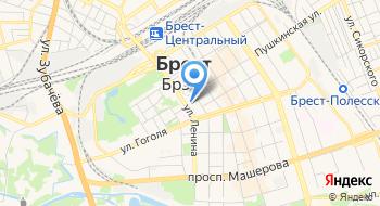 Костел Воздвижения Святого Креста на карте
