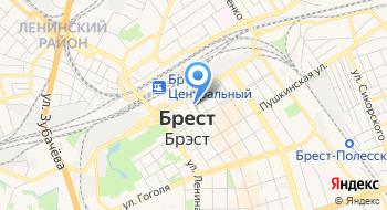Бар У Василя Брестского ликеро-водочного завода Белалко на карте