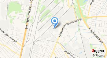 Вивотрейдсервис на карте