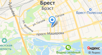 Мир Кинотеатр КУП Брестоблкиновидеопрокат на карте