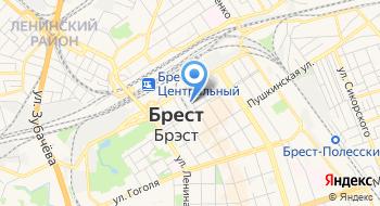 Брестсткий Отдел Внутренних Дел на Транспорте на карте