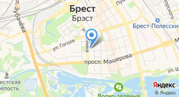Банк БелВЭБ на карте