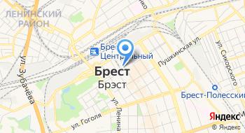 Диспансер Психоневрологический Брестский Областной УЗ на карте