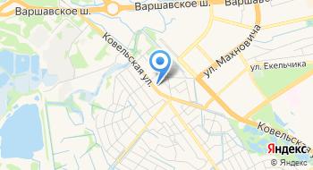 Трактир на Ковельской, ресторан на карте