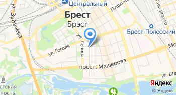 Столовая ГУО Брестский Политехнический колледж на карте