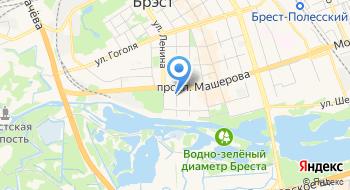 Нотариус Брестского Нотариального Округа Дробыш Людмила Андреевна на карте
