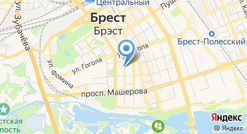 Прокуратура Брестской области на карте