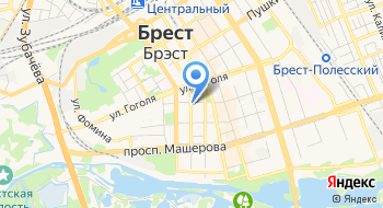 Берестье на карте