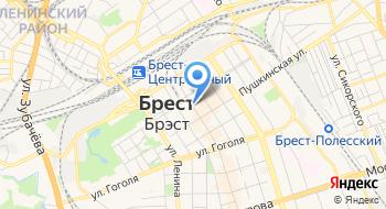 Фитнес-клуб и салон красоты ГламурЭстетЦентр на карте