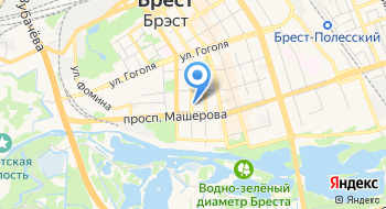 Консульство Республики Казахстан в Бресте на карте