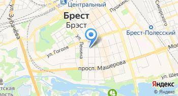 Брестский Областной Краеведческий Музей УК на карте