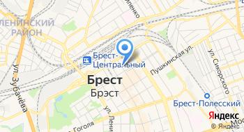 Канцтоварищ магазин ОДО Графо на карте