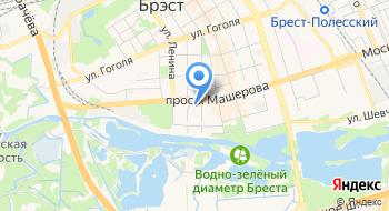 Свято-симеоновский Кафедральный Собор Брестской Епархии Белорусской Православной Церкви на карте