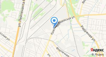 Отделение Почтовой Связи 24 РУП Белпочта на карте