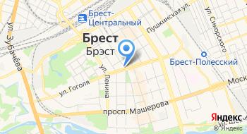 Микро Лизинг филиал в г. Брест на карте