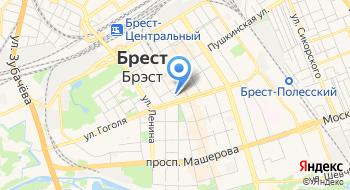 Турич И. В. ИП на карте