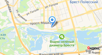 Суд Брестский Областной на карте