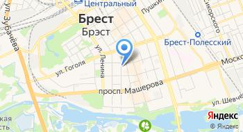 Брестплемпредприятие РСУП Племстанция по Брестскому Району на карте