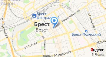 Апострофгрупп на карте