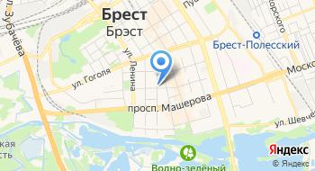 База Хранения Медтехники и Имущества Областная Брестская УЗ на карте