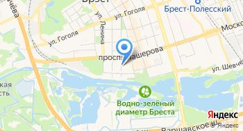 Сантэс ЧПУП на карте
