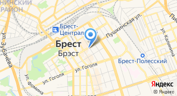 Станция Скорой Медицинской Помощи УЗ филиал на карте