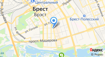 Брестская административно-техническая инспекция-АТИ Брест на карте