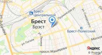Межшкольный Учебно-Производственный комбинат г. Бреста на карте