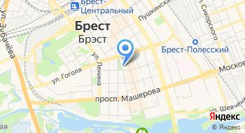 Архив Органов ЗАГС Брестского Облисполкома ГУ на карте