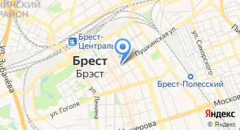 Милавица на карте