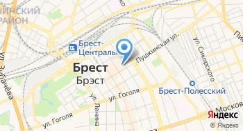Центральный Брестский Рынок ЧТУП Брестский Рынок на карте