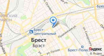 Белорусский Протезно-ортопедический Восстановительный центр Барановичской филиал на карте
