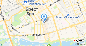 Лого Вест на карте