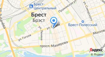 Отдел Принудительного Исполнения Московского района Г Бреста на карте