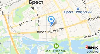 Брестский Курьер Редакция Газеты на карте