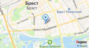 СДЮШОР № 3 Г Бреста УСУ на карте
