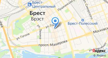 Альфа-банк Региональное отделение по Брестской области на карте