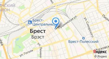 Центр Хорового Пения Брестский Городской ГУК на карте