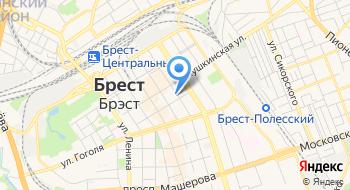 Брестплемпредприятие РСУП на карте