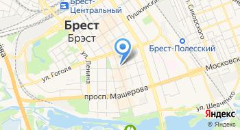 Брестоблкиновидеопрокат КУП на карте