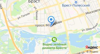 Магазин Цветы на карте
