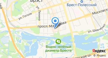Брестский ЦУМ на карте